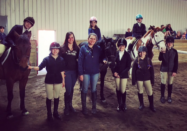 Omaha Riding Lessons Training Ponca Hills Farm